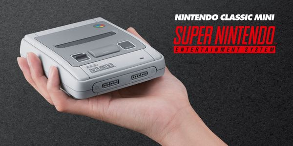 Zu Cast: SNES Classic Mini