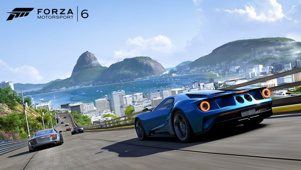 Zu Cast: Forza Motorsport 6